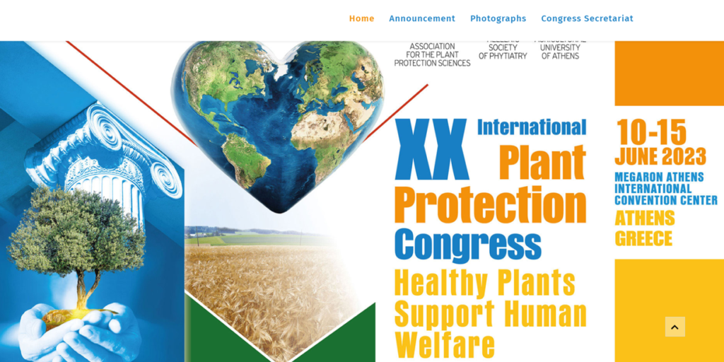 Information on IPPC Congress 2023