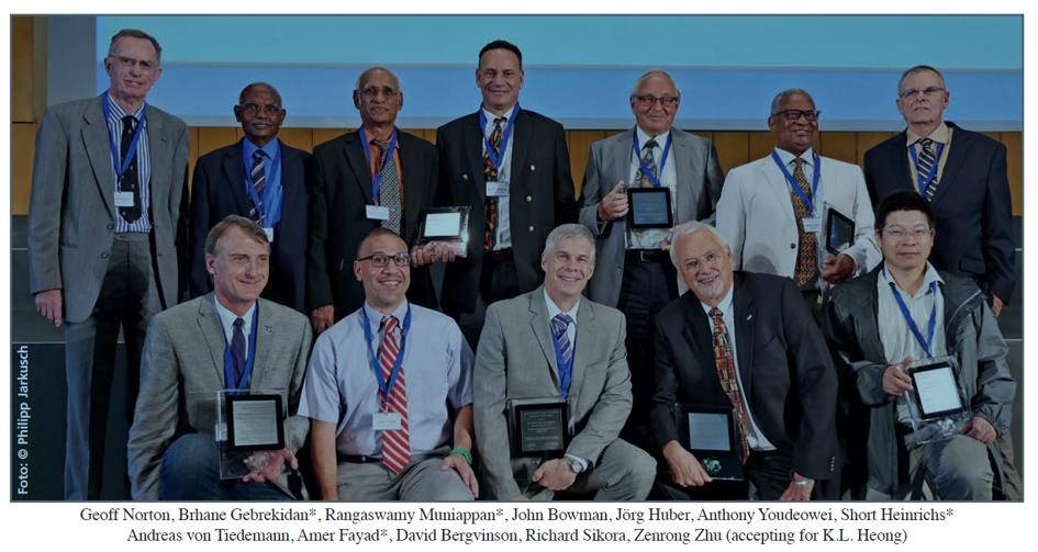 IPPAD recipients - Berlin 2015